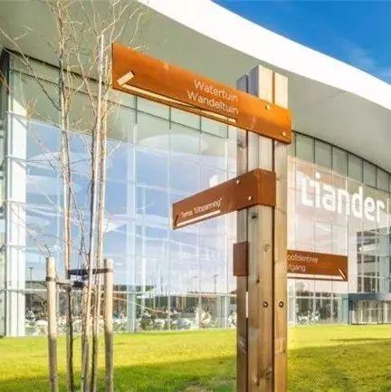 让建筑重塑生机—荷兰能源公司ALLIANDER办公室改造项目