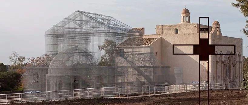"""2020年迪拜世博会意大利馆——""""幽灵建筑师""""致敬""""死去的建筑"""""""